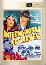 International Settlement - Eugene J. Forde