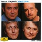 Intimate Letters - Emerson String Quartet; Lawrence Dutton (viola); Philip Setzer (violin)