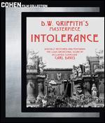 Intolerance [2 Discs] [Blu-ray]