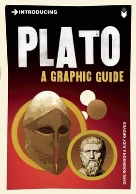 Introducing Plato: A Graphic Guide - Robinson, Dave