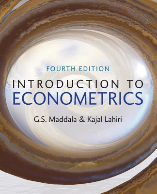 Introduction to Econometrics - Maddala, G S