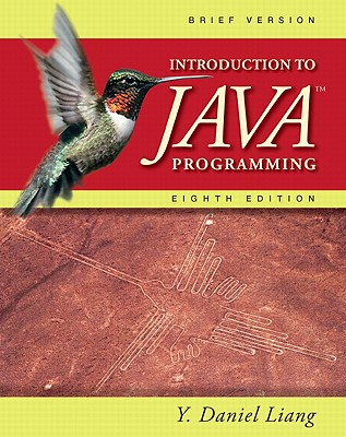 Introduction to Java Programming - Liang, Y Daniel