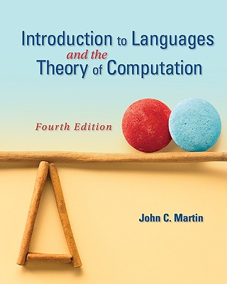 Introduction to Languages and the Theory of Computation - Martin, John C
