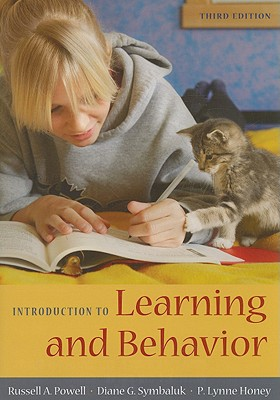 Introduction to Learning and Behavior - Powell, Russell A, and Symbaluk, Diane G, and Honey, P Lynne