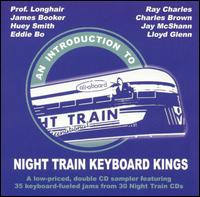 Introduction To: Night Train Keyboard Kings - Various Artists
