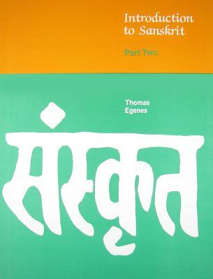 Introduction to Sanskrit - Egenes, Thomas