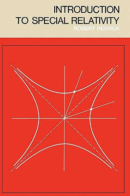 Introduction to Special Relativity - Resnick, Robert, and Resnick, R