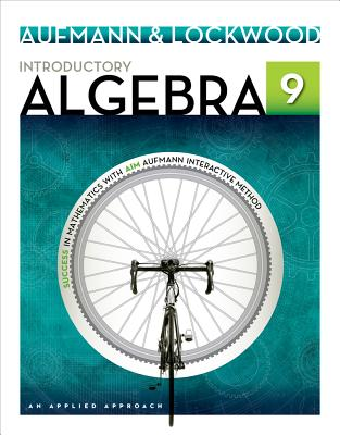 Introductory algebra an applied approach book by richard n aufmann introductory algebra an applied approach aufmann richard n and lockwood joanne fandeluxe Image collections