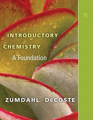 Introductory Chemistry: A Foundation - Zumdahl, Steven S
