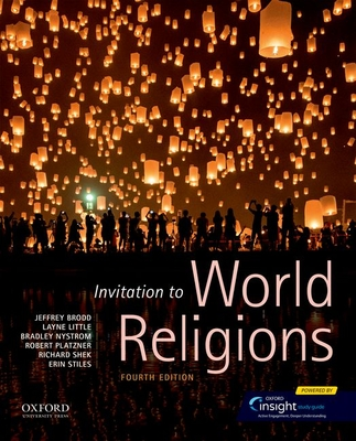 Invitation to World Religions - Brodd, Jeffrey