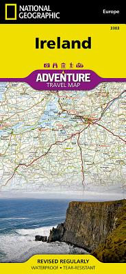 : Ireland Adventuremap - National Geographic