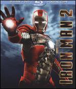 Iron Man 2 [3 Discs] [Includes Digital Copy] [Blu-ray/DVD]