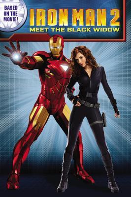 Iron Man 2: Meet the Black Widow - Shea, Lisa (Text by)