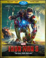 Iron Man 3 [2 Discs] [Includes Digital Copy] [Blu-ray/DVD] - Shane Black