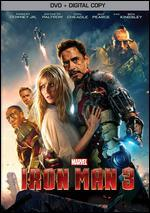 Iron Man 3 [Includes Digital Copy]