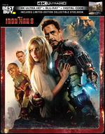 Iron Man 3 [SteelBook] [Includes Digital Copy] [4K Ultra HD Blu-ray/Blu-ray] [Only @ Best Buy]