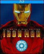 Iron Man [WS] [Ultimate Edition] [2 Discs] [Blu-ray]