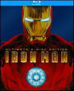 Iron Man [WS] [Ultimate Edition] [2 Discs] [Blu-ray] - Jon Favreau