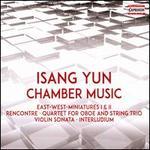 Isang Yun: Chamber Music [2019]