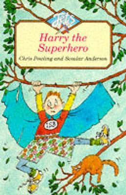 Harry the Superhero - Powling, Chris