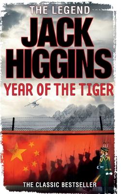 Year of the Tiger - Higgins, Jack