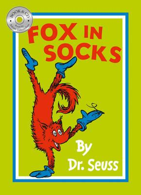 Fox in Socks - Dr. Seuss, and Edmondson, Adrian (Read by)