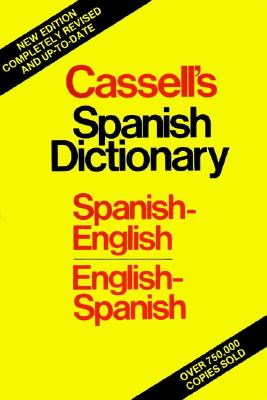 Cassell's Spanish-English, English-Spanish Dictionary - Gooch, Anthony, and Cassell, and Pareded, Angela Garcia de