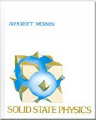 Solid State Physics - Ashcroft, Neil W., and Cornell, N. David