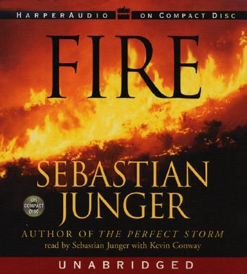 Fire CD: Fire CD - Junger, Sebastian, and Conway, Kevin, MB (Read by)