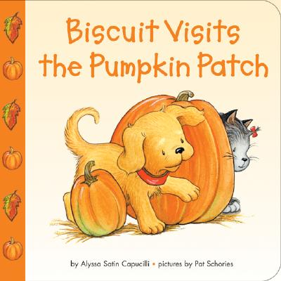 Biscuit Visits the Pumpkin Patch -