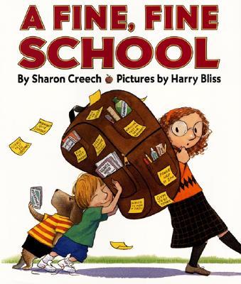 A Fine, Fine School - Creech, Sharon