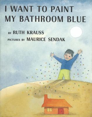 I Want to Paint My Bathroom Blue -