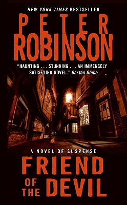Friend of the Devil - Robinson, Peter