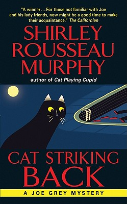 Cat Striking Back - Murphy, Shirley Rousseau