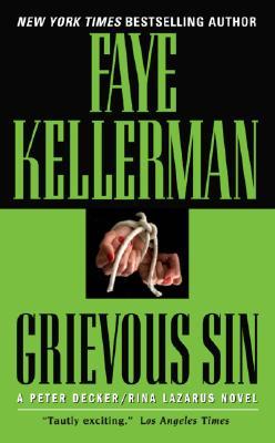 Grievous Sin - Kellerman, Faye