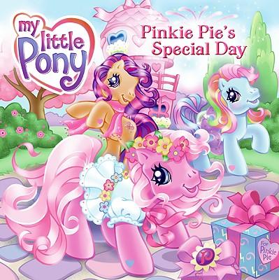 My Little Pony: Pinkie Pie's Special Day - Christie, Jennifer
