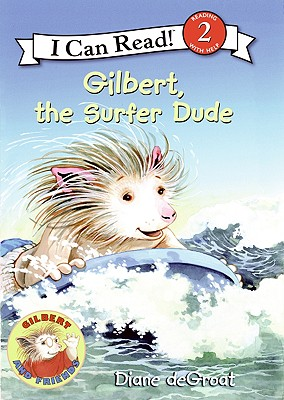 Gilbert, the Surfer Dude -