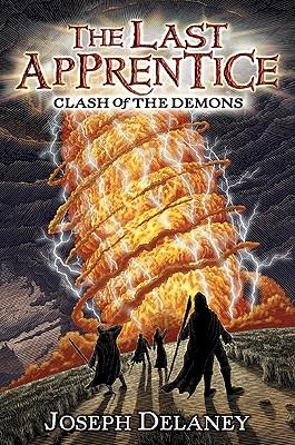 Clash of the Demons - Delaney, Joseph