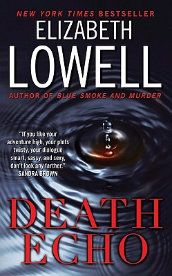 Death Echo - Lowell, Elizabeth