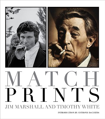 Match Prints - Marshall, Jim, and White, Timothy, and DeCurtis, Anthony, Professor (Introduction by)