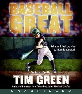 Baseball Great - Green, Tim (Read by)