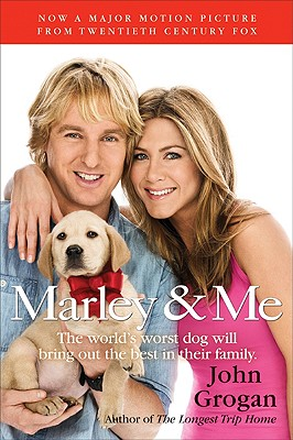 Marley & Me: Life and Love with the World's Worst Dog - Grogan, John