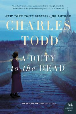 A Duty to the Dead - Todd, Charles