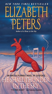 He Shall Thunder in the Sky - Peters, Elizabeth