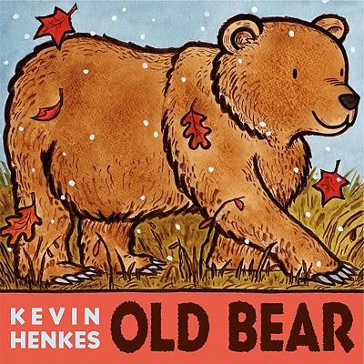 Old Bear Board Book -