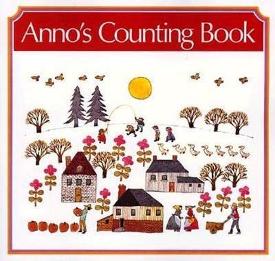 Anno's Counting Book - Anno, Mitsumasa