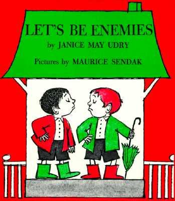 Let's Be Enemies -