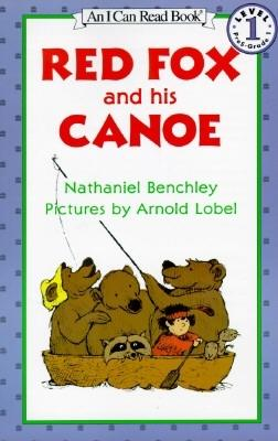 Red Fox and His Canoe - Benchley, Nathaniel