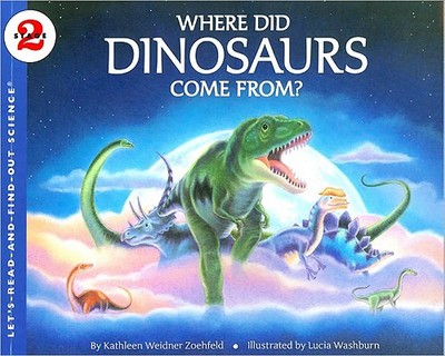 Where Did Dinosaurs Come From? -