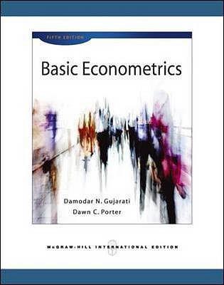 Basic Econometrics - Gujarati, Damodar N.